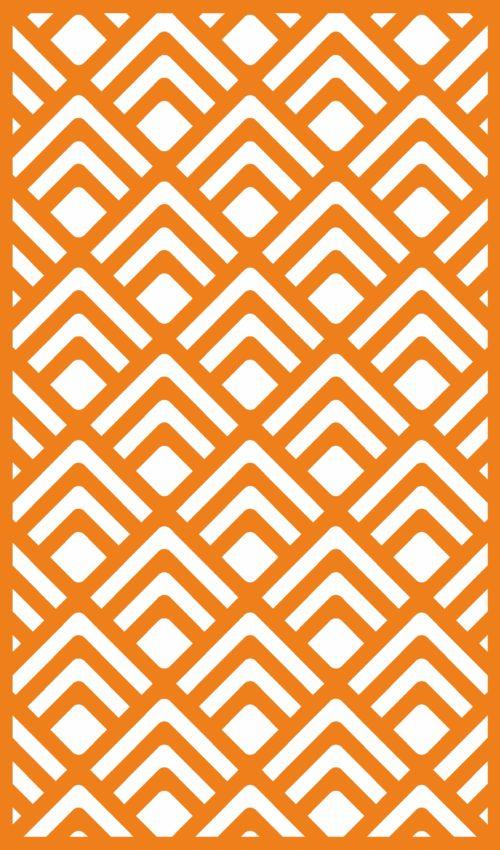 Орнамент за декоративни плоскости 8