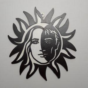Декоративни пана - слънце