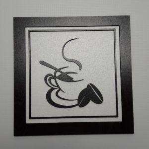 Декоративни пана - кафе
