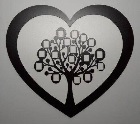 Декоративни пана - родословно дърво