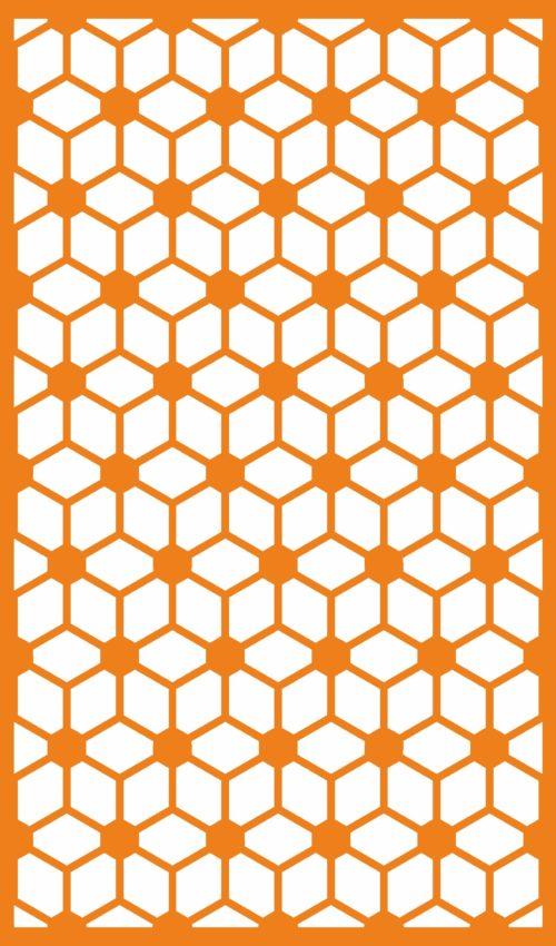 Орнамент за декоративни плоскости 10