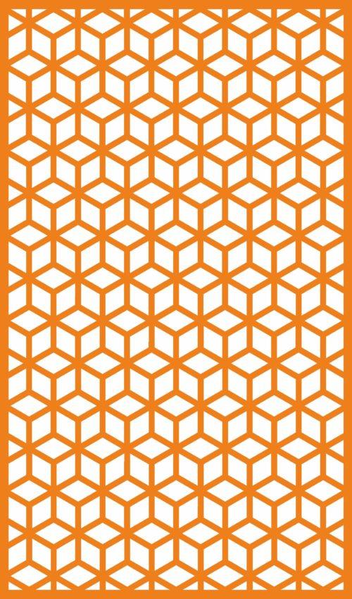 Орнамент за декоративни плоскости 9