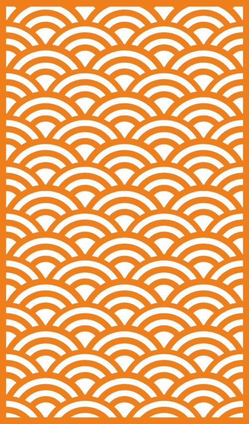 Орнамент за декоративни плоскости 7