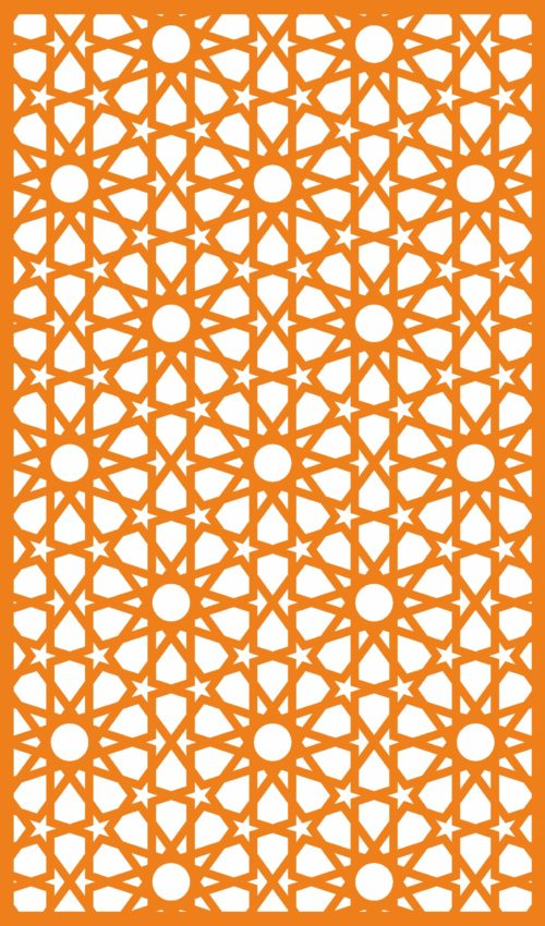 Орнамент за декоративни плоскости 6