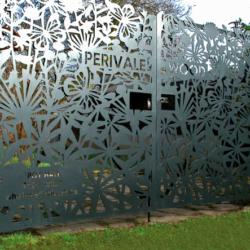 метална ограда 6