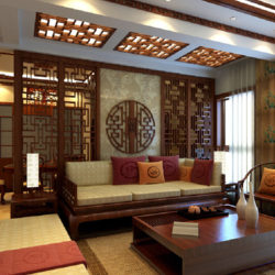 chinese-retro-wooden-partition-for-living-room-and-dining-room