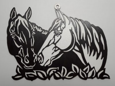 Декоративни пана - коне